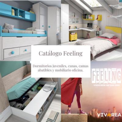 Catálogo Feeling Vivarea Muebles Del Turia