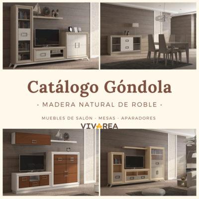 Catálogo Góndola Vivarea Muebles DEl Turia