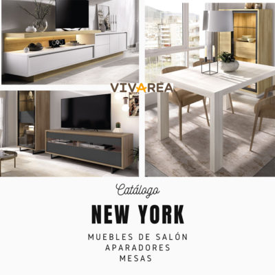 Catálogo New York Vivarea Muebles Del Turia