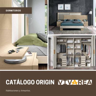 Catálogo origin Muebles Del Turia Vivarea