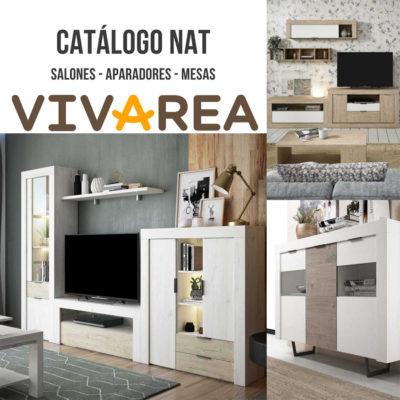 catálogo nat Vivarea Muebles Del Turia